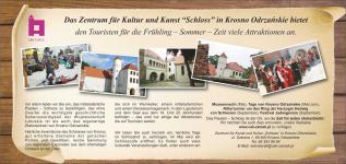 ulotka turystyczna - po niemiecku