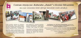 ulotka turystyczna - po polsku